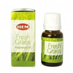 Ulei parfumat aromaterapie HEM Fresh Grass (Iarba Verde)