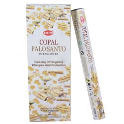 Set betisoare parfumate Hem COPAL & PALO SANTO 1 set x 6 cutii x 20 betisoare