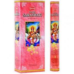 Set betisoare parfumate Hem Maha Saraswati 1 set x 6 cutii x 20 betisoare