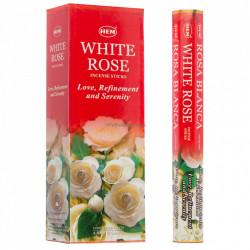 Set betisoare parfumate Hem White Rose 1 set x 6 cutii x 20 betisoare