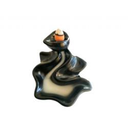 Suport ardere conuri parfumate cu efect de cascada - Backflow 4