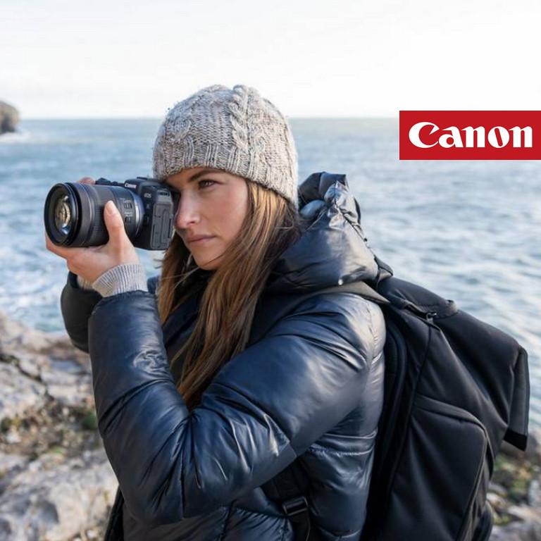 Descopera gama foto CANON