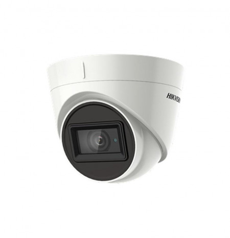 Camera de supraveghere Turret Turbo HD Hikvision DS-2CE76H8T-ITMF 2.8 mm, 5MP, IR 30M, Ultra-Low Light - DS-2CE76H8T-ITMF28