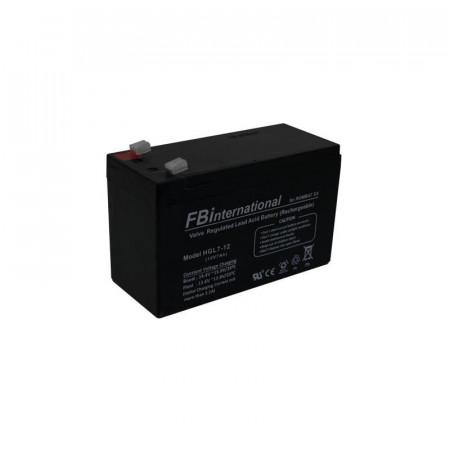 Acumulator stationar 7A/12V HGL12-7, Dimensiuni 151 x 65 x 101 mm - HGL12-7