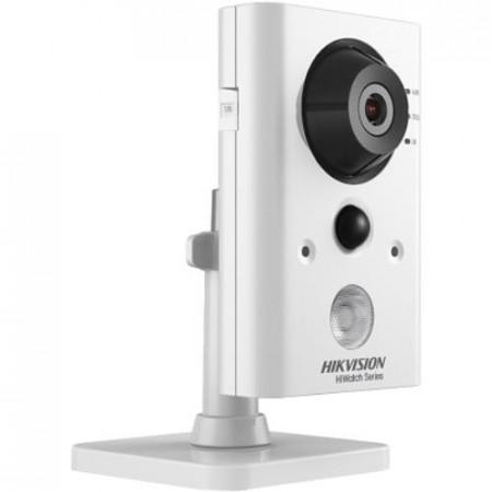 Camera de supraveghere Hikvision IP Cube HWC-C220-D/W; 2MP; WIFI; lentila 2.8mm; - HWC-C220-D/W