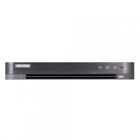 DVR 8 canale Turbo HD Hikvision DS-7204HTHI-K2(S); 8 MP; inregistrare 4 canale a - DS-7204HTHI-K2S