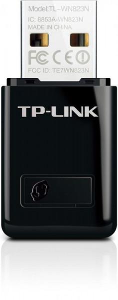 Adaptor wireless TP-LINK TL-WN823N, USB 2.0 - TL-WN823N