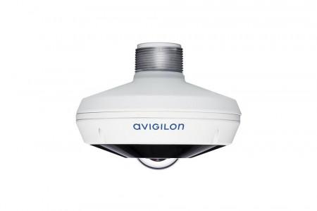 Camera supraveghere Avigilon IP fisheye 12.0-H4F-DO1-IR, rezolutie 12 MP, senzor - 12.0-H4F-DO1-IR