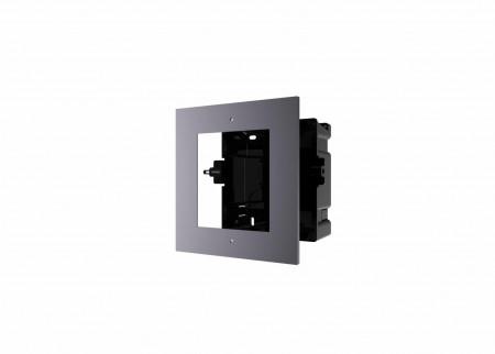 Carcasa pentru montaj incastrata pentru post exterior videointerfon IP Hikvision DS-KD-ACF1 - DS-KD-ACF1