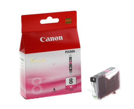Cartus cerneala Canon CLI-8M, magenta, capacitate 13ml, pentru Canon Pixma IP420 - BS0622B001AA