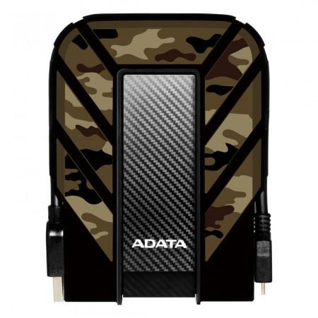 "HDD extern ADATA Durable HD710M Pro, 2TB, 2.5"", USB 3.1 - AHD710MP-2TU31-CCF"