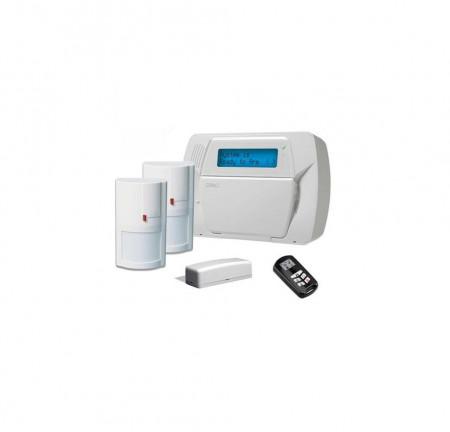 Kit centrala wireless KIT IMPASSA 455; Contine: centrala wireless IMPASSA (64 de - KIT IMPASSA 455