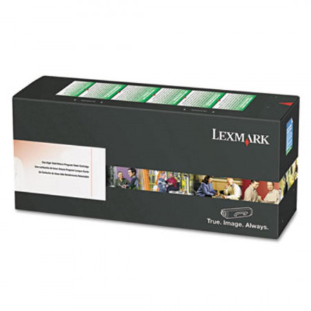 Toner original Lexmark 78C2UME magenta, 7000 pagini - 78C2UME