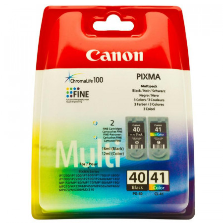 Cartus Canon PG-40 + CL-41 Multipack - BS0615B043AA