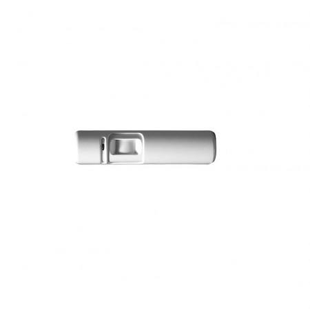 Detector cu cerere de iesire (RTE), PIR cu sirena, White - IS320WH