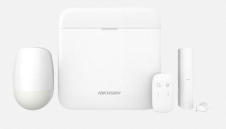 Kit de alarma wireless AX PRO Light Level Hikvision DS-PWA64-Kit-WE, Wireless Co - DS-PWA64-KIT-WE