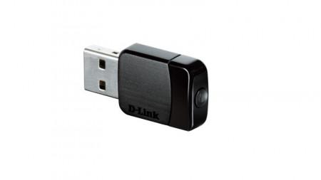 Adaptor Wireless D-LINK DWA-171 AC600 USB - DWA-171