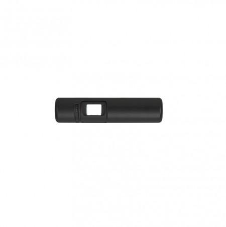 Detector cu cerere de iesire (RTE), PIR cu sirena, Black - IS320BL
