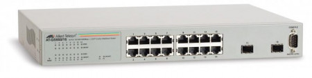 Switch Allied Telesis AT-GS950/16, 16 x 10/100/1000 - AT-GS950/16-50