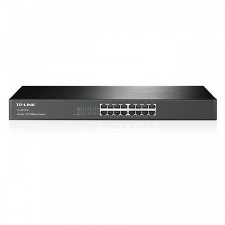 Switch TP-LINK TL-SF1016, 16 x 10/100Mbps - TL-SF1016