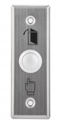 Buton de panica incastrabil, BD-EB08; Iesire contact: NO/NC; Material:otel inoxidabil; Dimensiuni: (L x W x H) 115 x 40 x 20mm; - BD-EB08