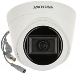 Camera 4 in 1, rezolutie 5MP, IR 40m, lentila 2.8mm - DS-2CE78H0T-IT3F2C