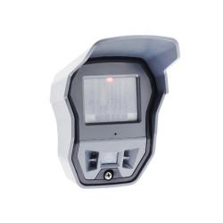Detector PIR wireless de exterior cu camera video Videofied OMV210, alimentare p - OMV210
