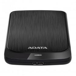 "HDD extern ADATA HV320 Slim 4TB, Shock Sensor, 2.5"", USB 3.2, Negru - AHV320-4TU31-CBK"