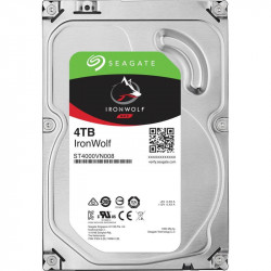 HDD Seagate IronWolf NAS 4TB, 5900rpm, 64MB cache, SATA-III - ST4000VN008