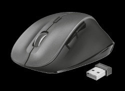 Mouse fara fir Trust Ravan Wireless Mouse Specifications General Height of main product (in mm) 109 mm Formfactor standard Width of main product (in mm) 72 mm Depth of main product (in mm) 41 mm Total weight 66 g Weight of main unit 66 g Ergonomic design