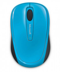 Mouse Microsoft Mobile 3500 Wireless Albastru - GMF-00271