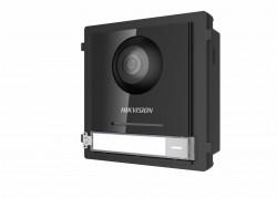 Panouvideointerfon modular de exterior Hikvision DS-KD8003-IME1/EU; 1 xbuton a - DS-KD8003-IME1/EU