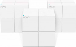 Tenda Whole Home Mesh WiFi System, MW6; 3 PACK ,Standard and Protocol: IEEE802.3 - MW6 (3-PACK)
