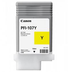 Cartus Canon PFI-107, Yellow - CF6708B001AA