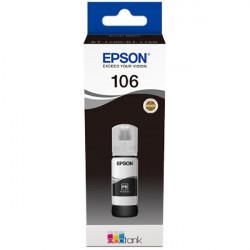 Cartus cerneala Epson 106 ECOTANK , black, capacitate 70ml, pentru L7160, L7180. - C13T00R140