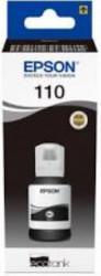 Cartus cerneala epson 110 pigment black ecotank m3170 m3140, Negru - C13T03P14A