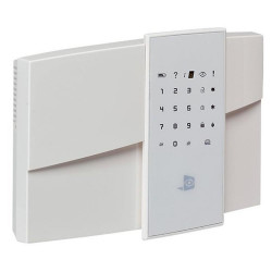 Centrala de alarma wireless Videofied XL200-GPRS, tastatura, cititor de card si - XL200-GPRS