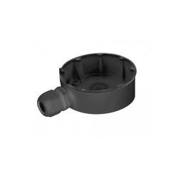 Doza conexiuni Hikvision DS-1280ZJ-DM18( black), culoare neagra, material aliaj - DS-1280ZJ-DM18B