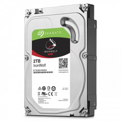 HDD Seagate IronWolf NAS 2TB, 5900rpm, 64MB cache, SATA-III - ST2000VN004