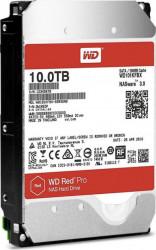 HDD WD Red Pro 10TB, 7200RPM, 256MB cache, SATA-III - WD102KFBX