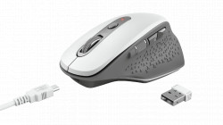 Mouse fara fir Trust Ozaa Rechargeable Wireless Mouse - white Specifications Ge - TR-24035