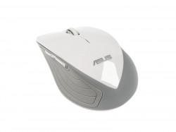 Mouse optic ASUS WT465, Wireless, USB, Alb - 90XB0090-BMU050