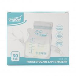 Pungi stocare lapte matern 30buc UMB-001 - UMB-001