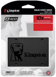 "Solid State Drive (SSD) Kingston A400, 480GB, 2.5"", SATA III - SA400S37/480G"