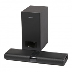 Soundbar Horizon Acustico MiniTouch HAV-S2400W, 2.0, 120W, Wireless Subwoofer, BT, NFC, Optical, AUX, Negru - HAV-S2400W