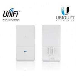 Ubiquiti UniFi Acess Point in-wall UAP-AC-IW, 3x Gigabit LAN, AC1200 (300+867Mbp - UAP-AC-IW