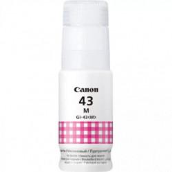Cartus cerneala Canon GI-43M, culoare magenta, capacitate 3800 pagini,60ml,pentr - 4680C001AA