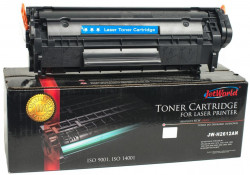 Cartus toner compatibil JetWorld Black 3 k pagini Q2612A - JW-H2612AN