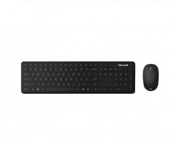 Kit tastatura + Mouse Microsoft Desktop, Bluetooth, Negru - for business - 1AI-00021