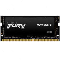 Memorie Laptop Kingston FURY Impact, 16GB DDR4, 2666MHz CL15 - KF426S15IB1/16